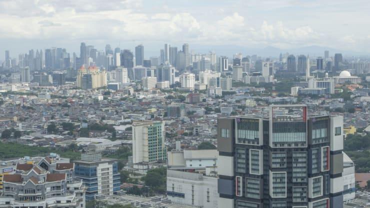 Борнео аралында Индонезияның жаңа астанасы салынады