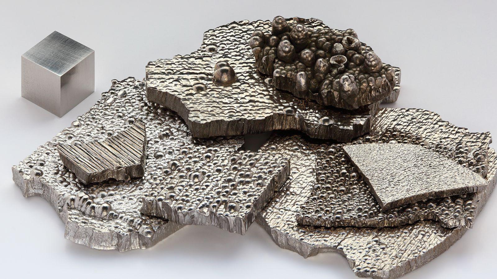 «Тау-Кен Самрук» будет стимулировать развитие отечественной отрасли редкоземельных металлов