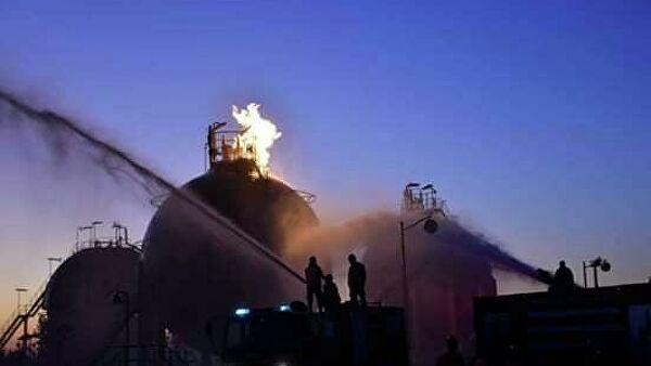Террористы атаковали три нефтегазовых объекта в Сирии