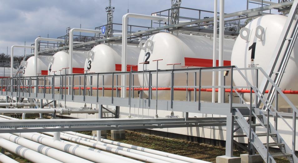 «Тенгизшевройл» приостановил поставки сжиженного нефтяного газа на Украину