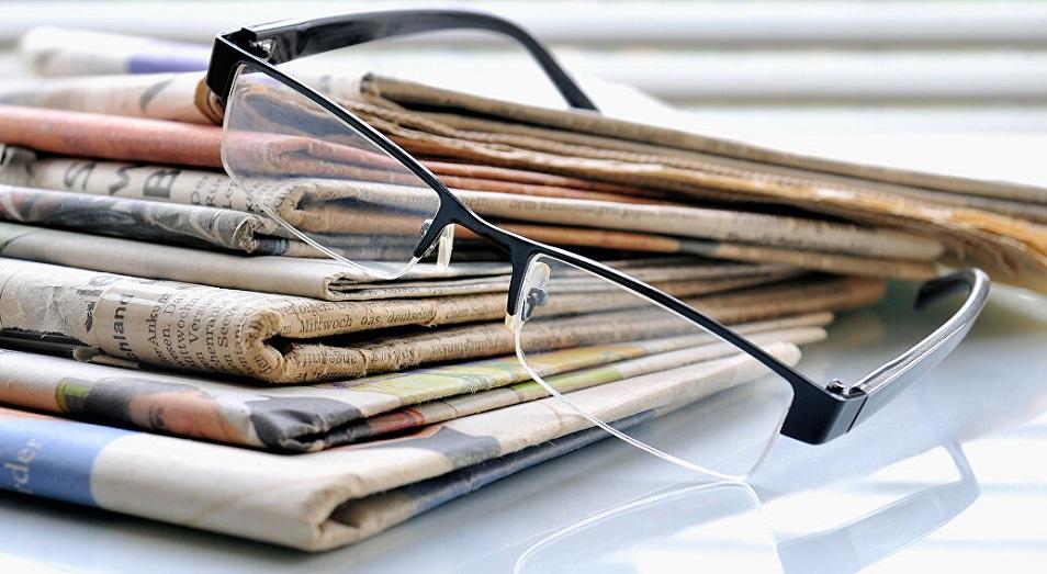 Обзор зарубежных новостей от Bloomberg подготовил inbusiness.kz