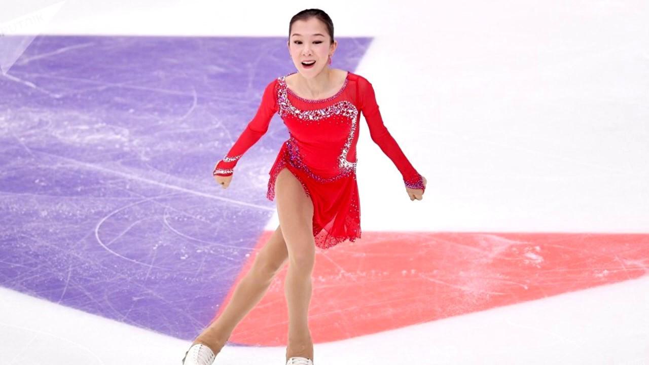 Арыстанбек Мухамедиулы считает сенсацией победу фигуристки Элизабет Турсынбаевой на ЧМ в Японии