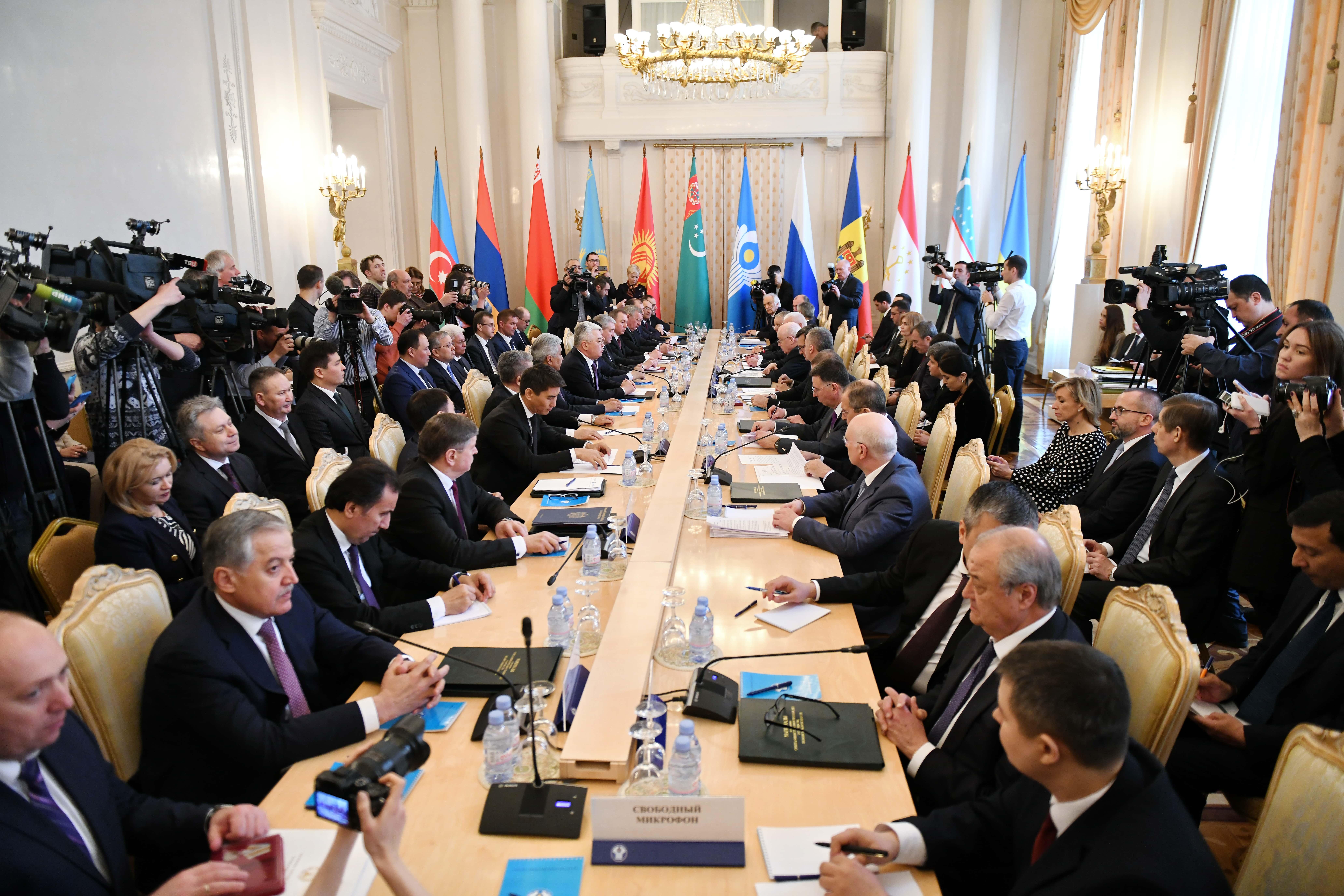 СМИД одобрил проект заявления глав стран СНГ в связи с 80-летием начала Второй мировой войны