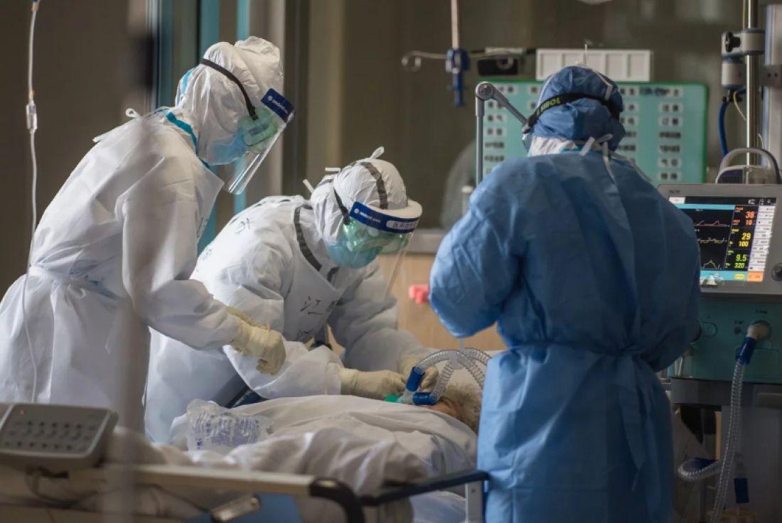 170 больных коронавирусом находятся в тяжелом состоянии
