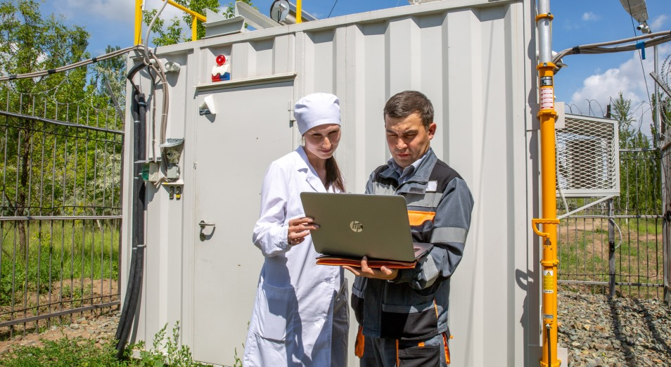 В Павлодаре установили современную станцию экологического мониторинга