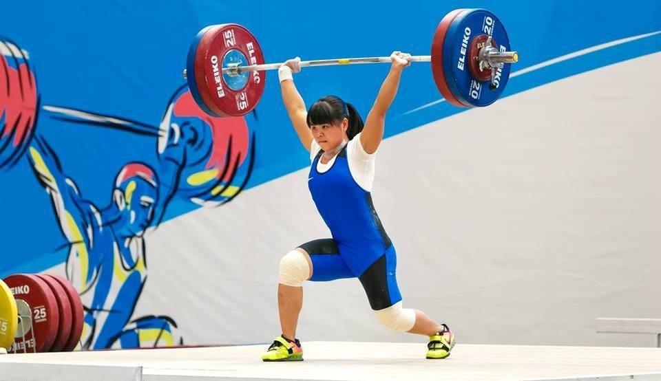 Казахстанка заняла четвертое место на ЧА в Нинбо