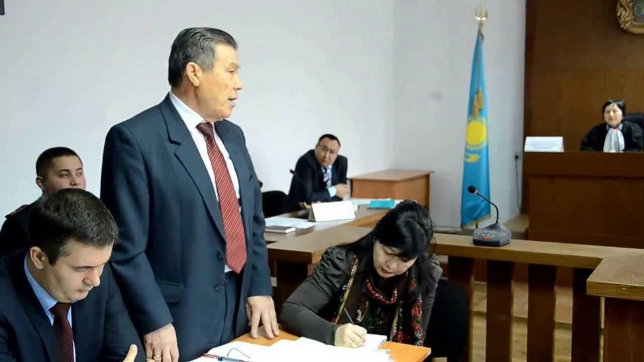 В Атырауской области завершилось главное судебное разбирательство по делу экс-акима Бергея Рыскалиева