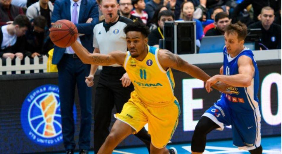 Единая лига ВТБ: «Астана» продолжает проигрывать в гостях