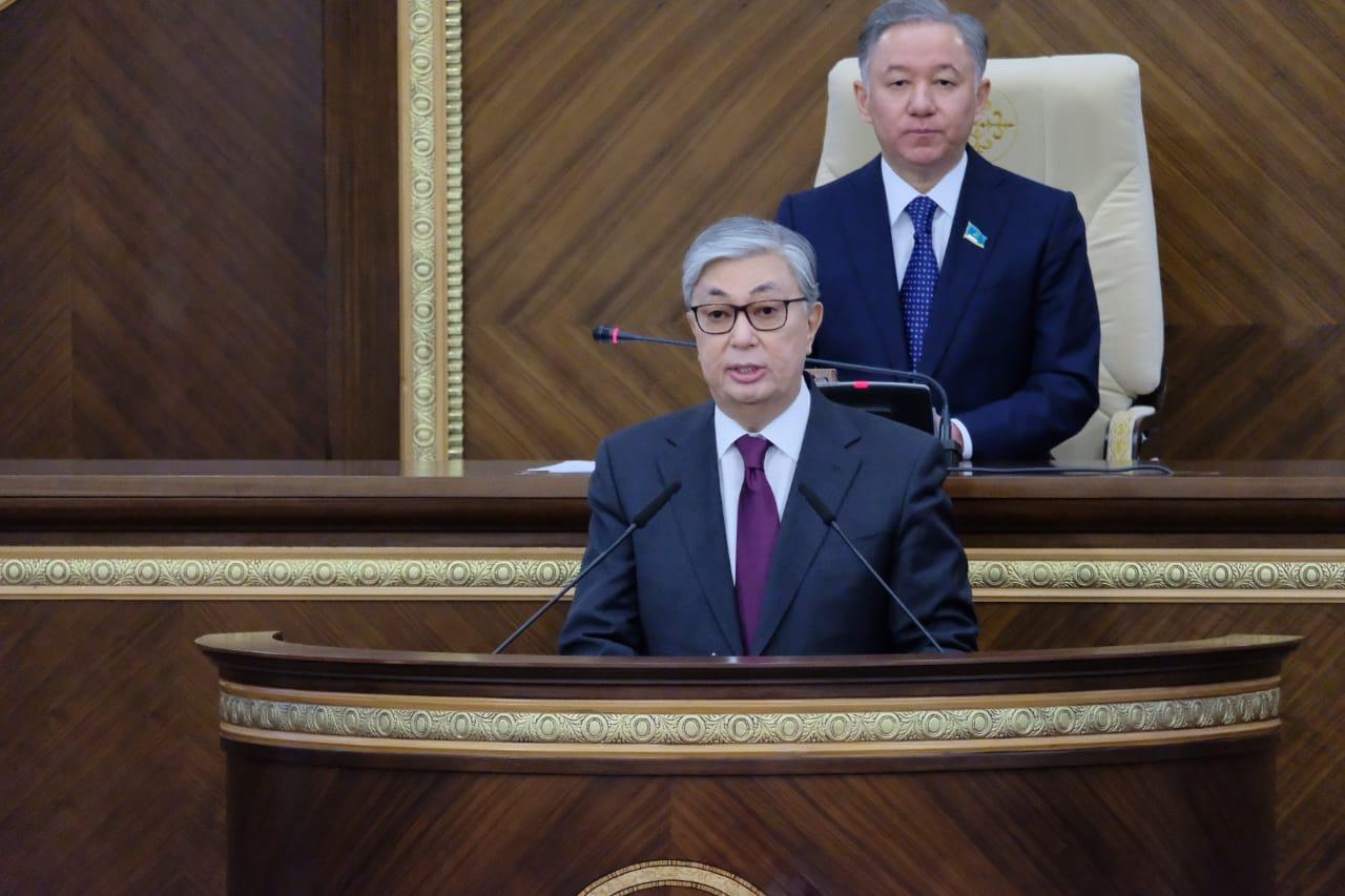 ҚР президенті Қасым-Жомарт Тоқаев Астананы Нұрсұлтан деп атауды ұсынды