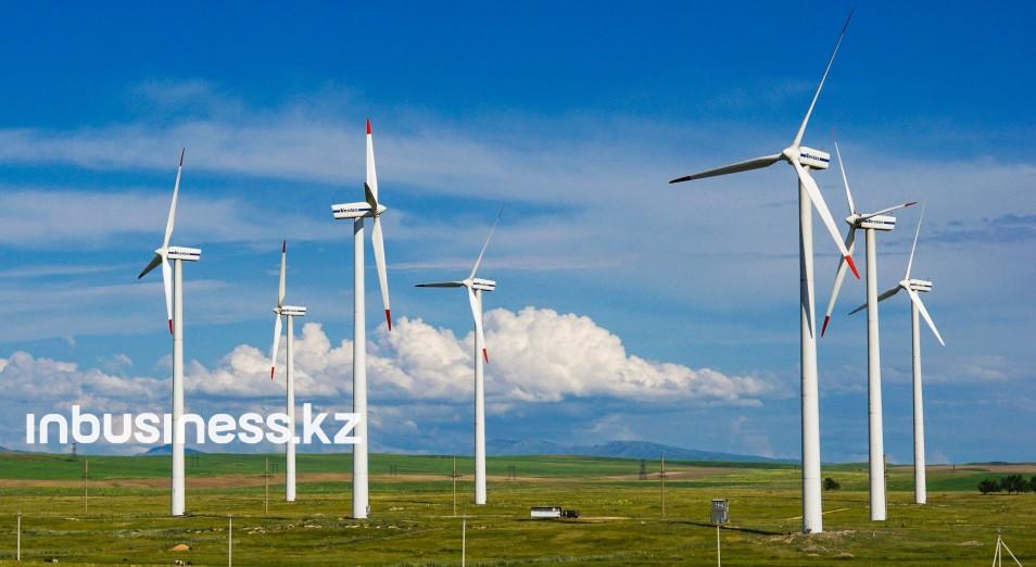 Запустить 13 проектов ВИЭ общей стоимостью $856 млн планируется в Казахстане