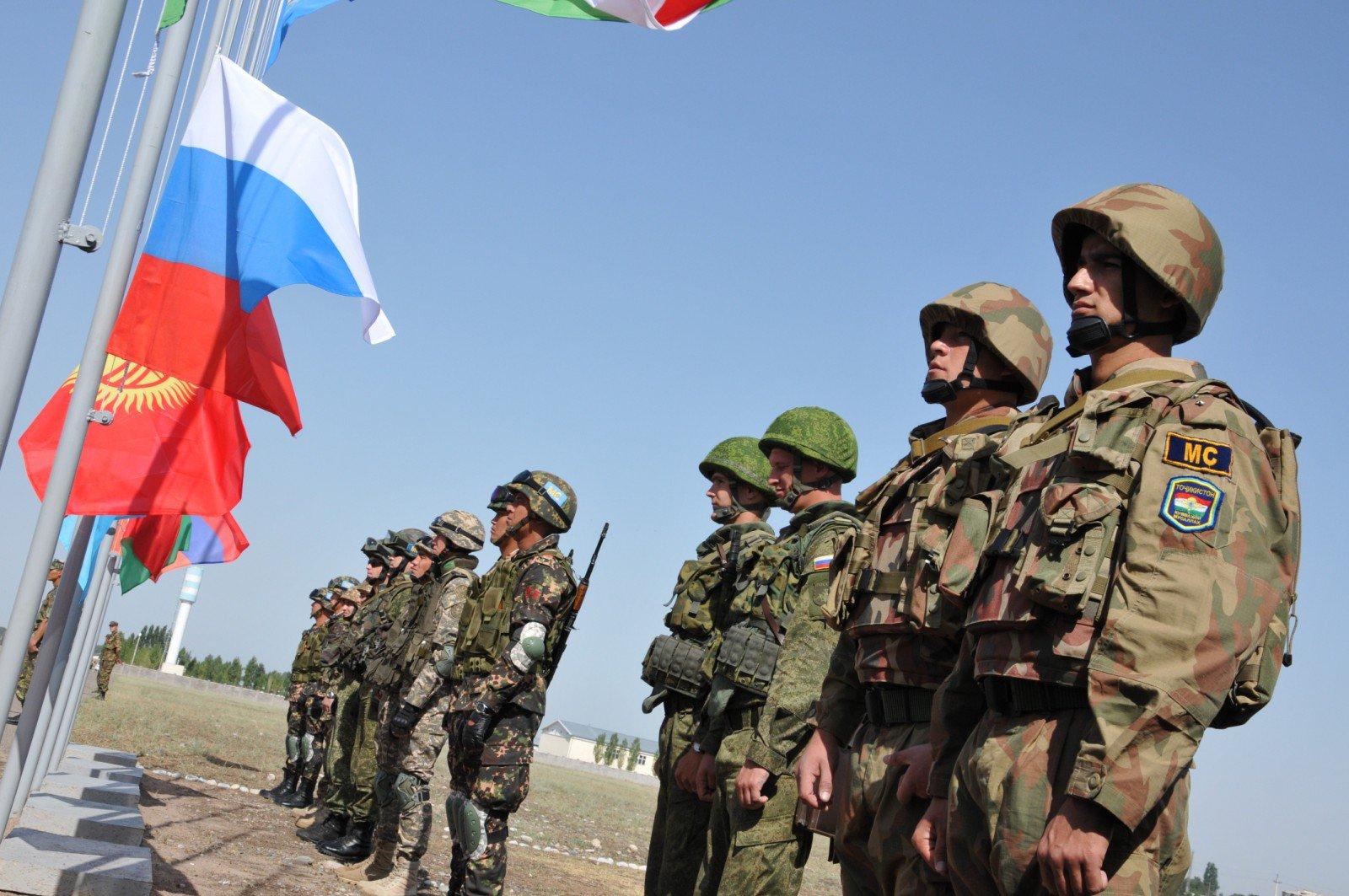 Страны – участницы ОДКБ завершают учения на полигоне «Эдельвейс» в Кыргызстане