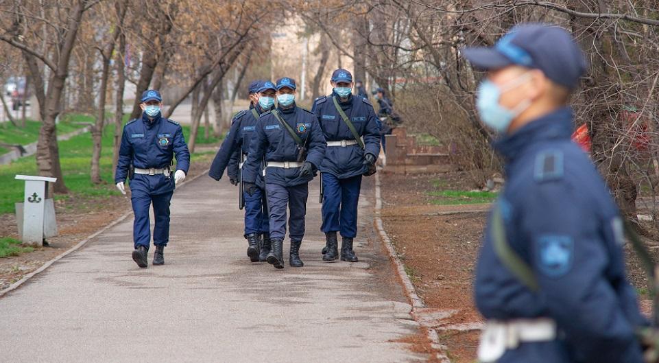 В Алматы 22 зоны очага коронавирусной инфекции