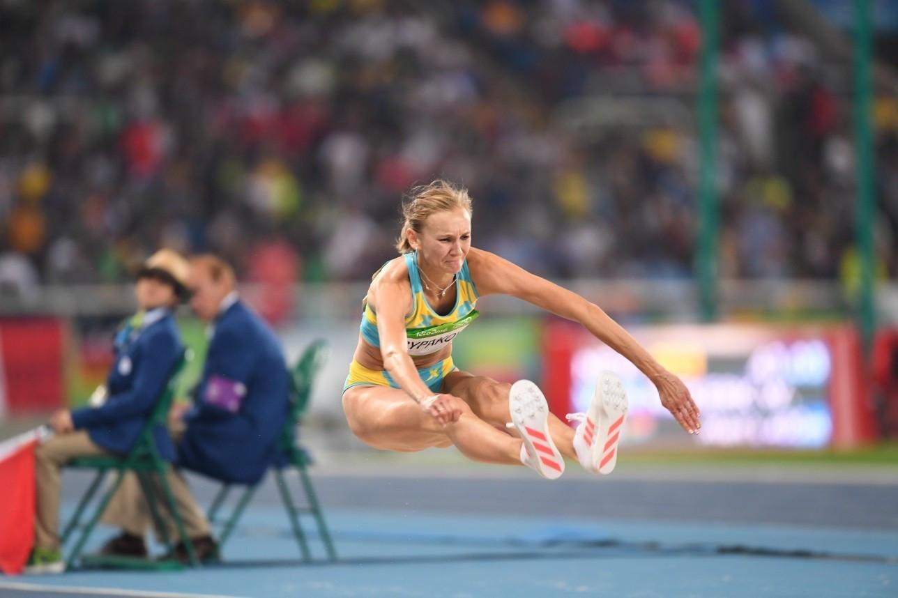 Ольга Рыпакова: «Скоро начнем готовиться к Олимпиаде-2020»
