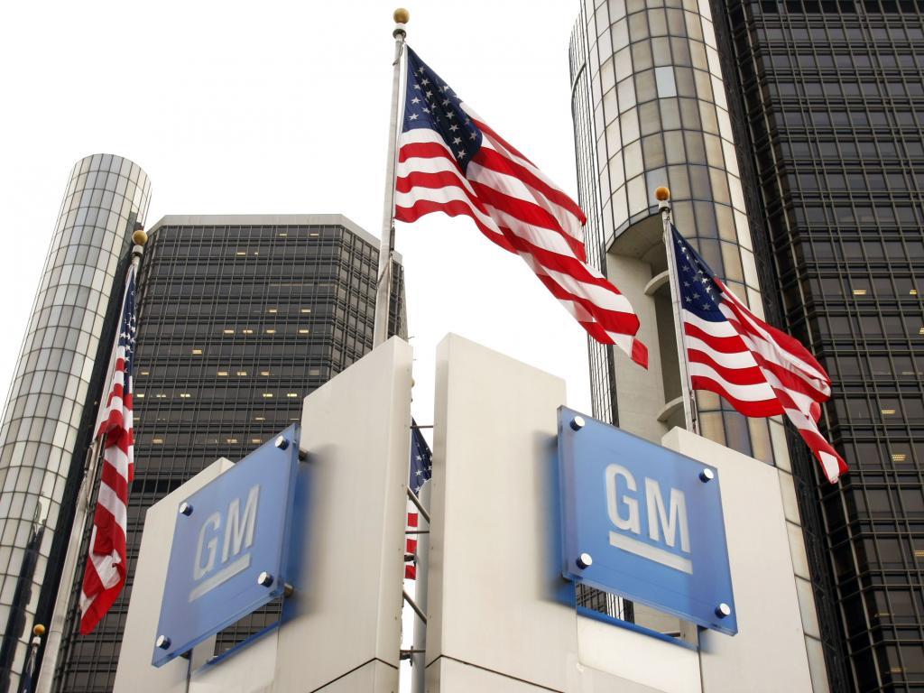 Несколько тысяч работников GM в США и Канаде ушли в вынужденный отпуск из-за забастовки
