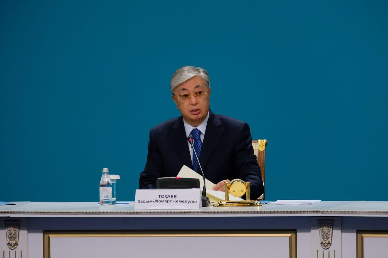 Президент Касым-Жомарт Токаев затронул проблему преемственности кадров