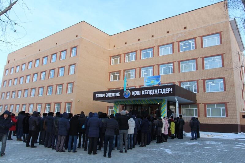 Власти Уральска намерены решить проблему аварийных школ в районах и городе