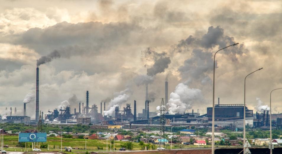Топ-3 загрязнителей воздуха в Казахстане
