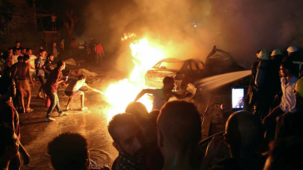 Токаев выразил соболезнования президенту Египта