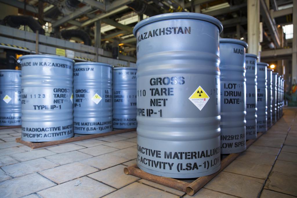 «Казатомпром» сохранит 20% снижение добычи урана еще на два года