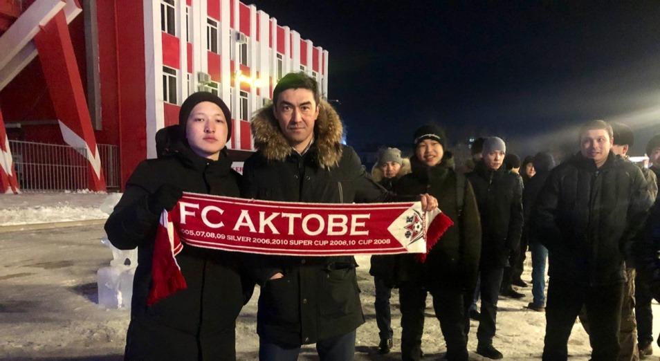 Смаков получил две должности в ФК «Актобе»