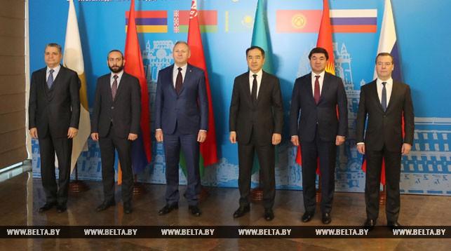 Сагинтаев предложил создать орган ЕАЭС по реагированию на внешние экономические вызовы
