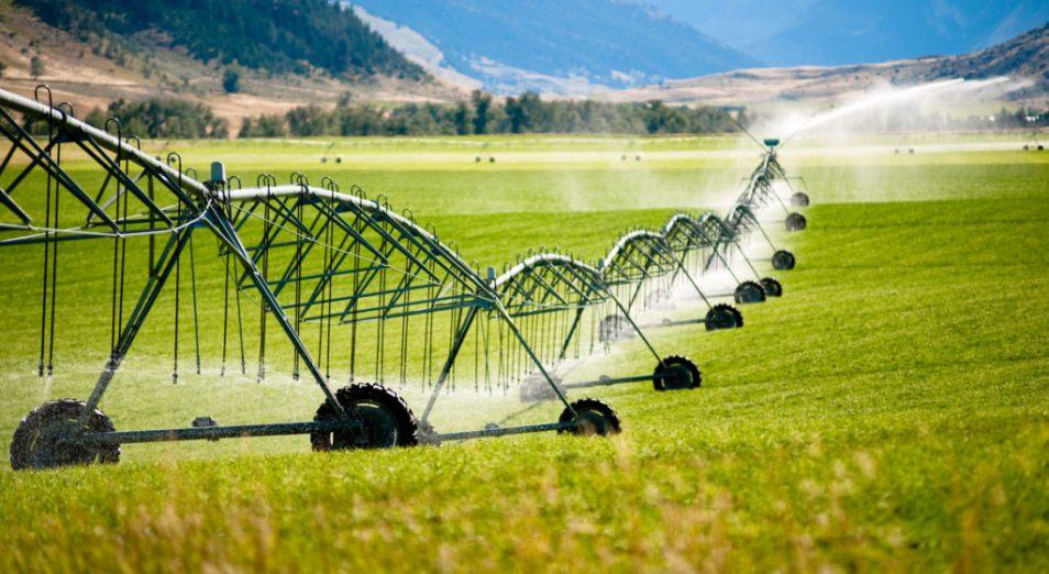В водном орошении появится первый ГЧП-проект