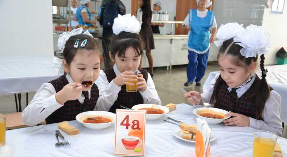 4 млрд тенге выделят на школьное питание в Астане