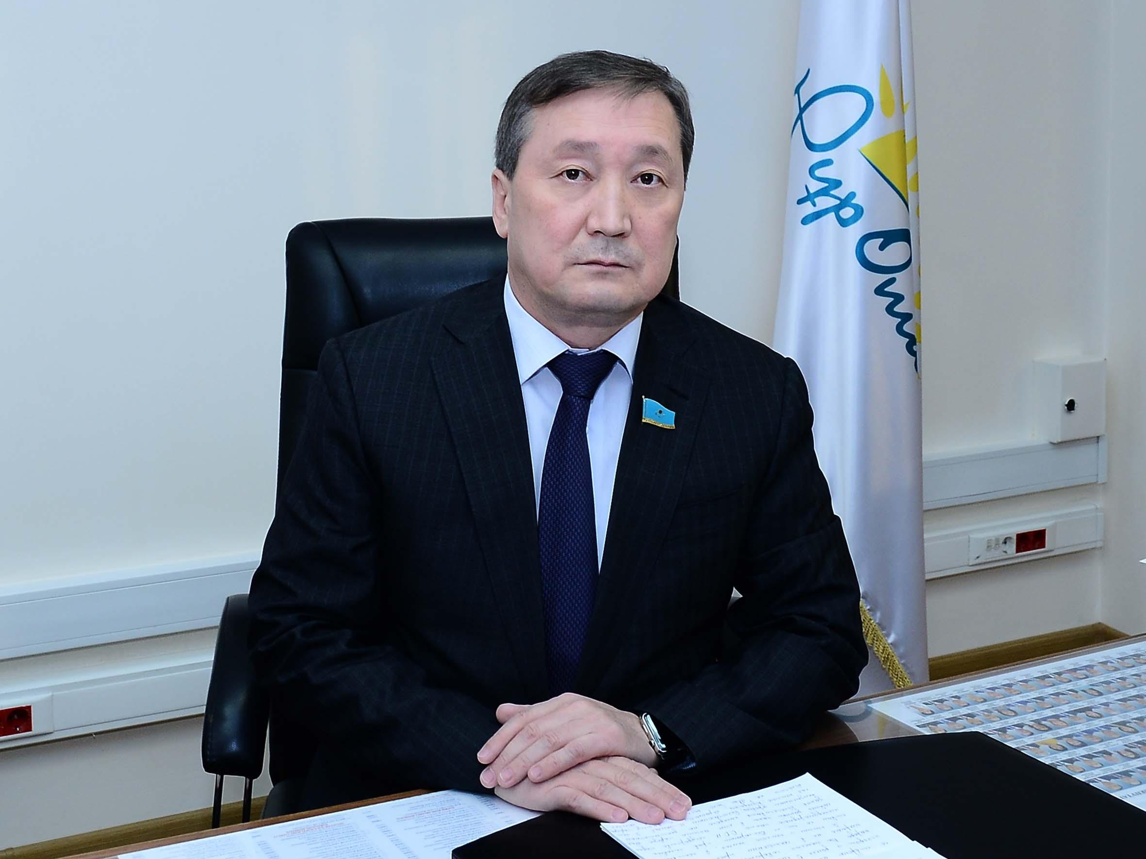 Мажилисмены согласовали кандидатуру Сапархана Омарова на пост министра сельского хозяйства