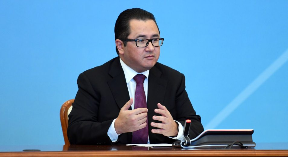 Казахстанскому зерну готовят плацдарм на Ближнем Востоке