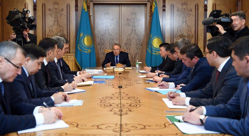 Нурсултан Назарбаев: «Впереди много работы»