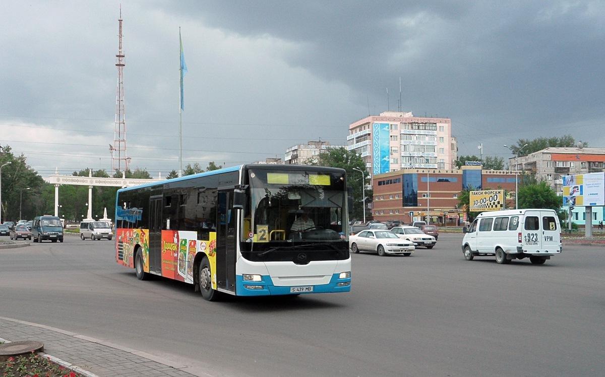 Павлодарда бүгіннен бастап автобустардың жүру уақыты қысқарады