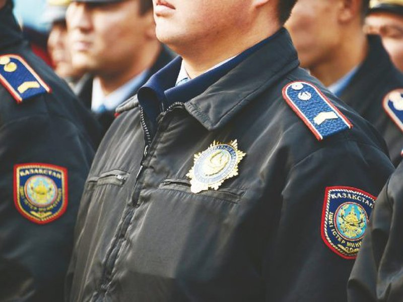 Нурсултан Назарбаев: «Полиция – не палка для наказания»