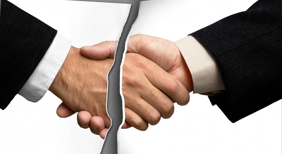 «Тау-Кен Самрук» расторг контракт с Engineering Dobersek по проекту Шалкия