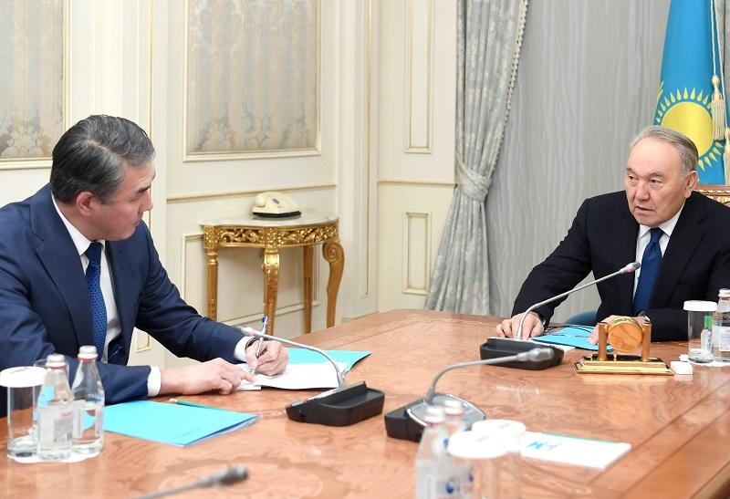 Назарбаев призвал довести начатую в Казахстане реформу правоохранительной системы до конца