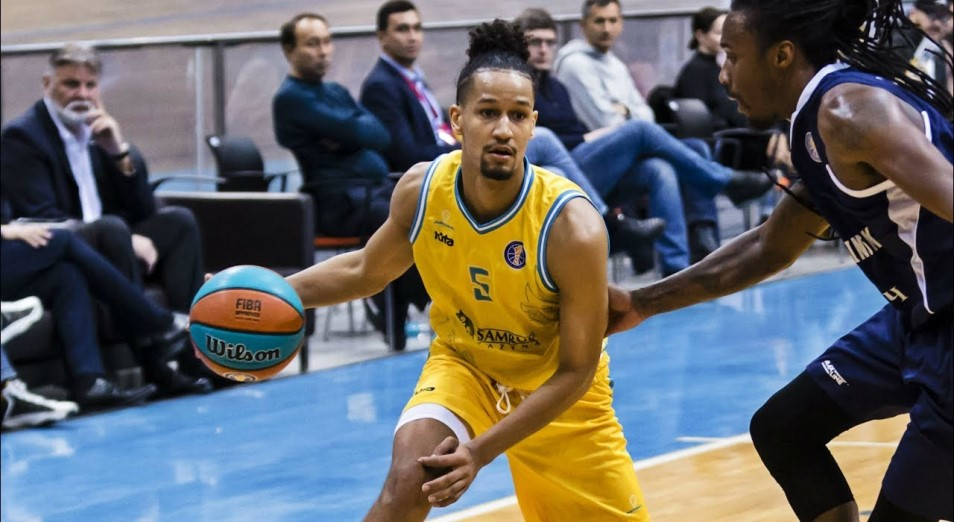 Баскетболист «Астаны» стал бронзовым призером Pro Cup