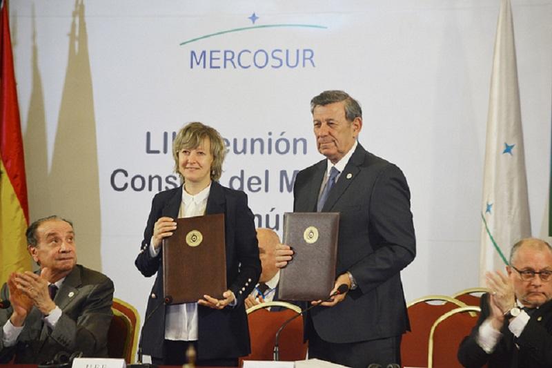 ЕЭК и МЕРКОСУР заключили меморандум о торгово-экономическом сотрудничестве