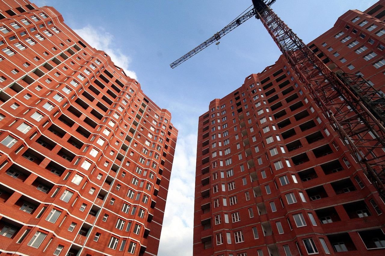 В Казахстане количество сделок купли-продажи жилья в феврале выросло на 0,8%