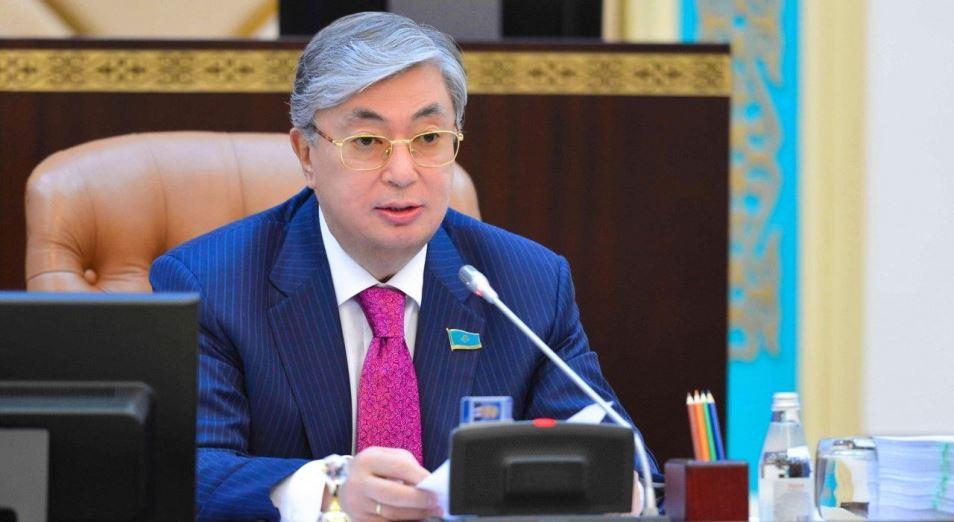 Касым-Жомарт Токаев не сомневается в своей победе на президентских выборах