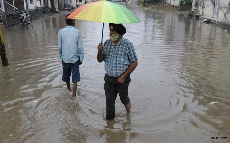 Сколько человек погибло в Индии из-за ливней