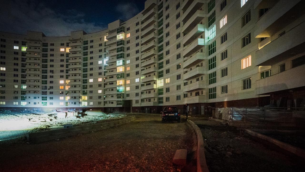 8 жыл салынған «Жағалау-3» (30 блок) құрылысы биыл аяқталады