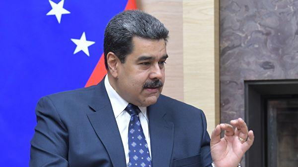 Мадуро обвинил Болтона в организации покушения на него