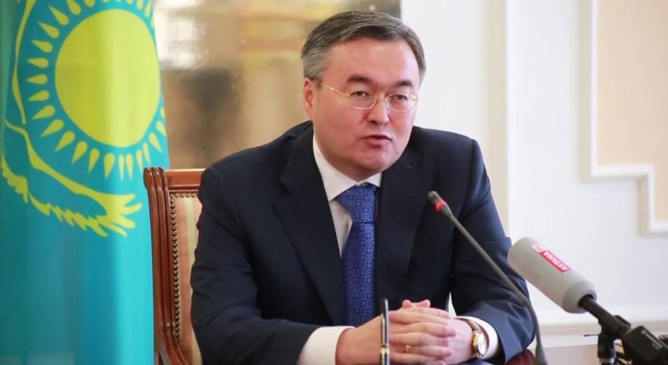 Министр иностранных дел Казахстана обсудит новые направления сотрудничества с Евросоюзом