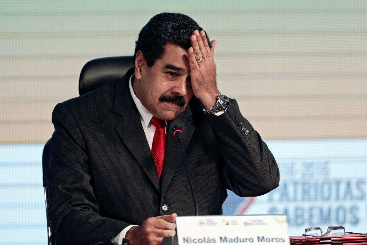 Оппозиция Венесуэлы обвиняет Мадуро в выводе госденег на счета под управлением фонда Nurlan Baidilda Ltd