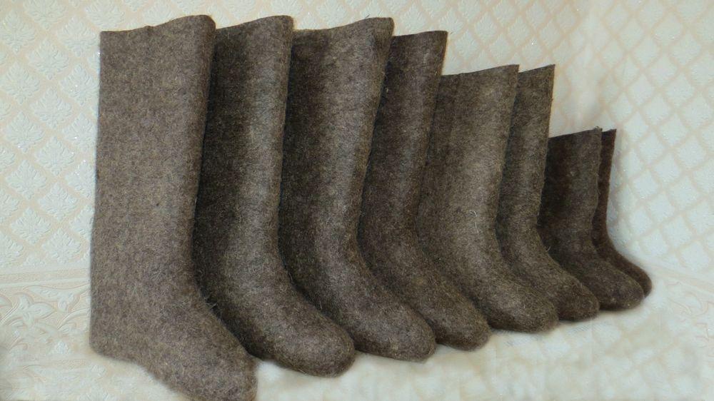 В России вырос спрос на валенки, шубы и шерстяные платки