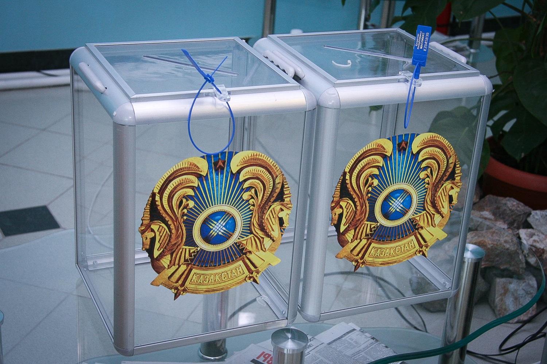 ЦИК зарегистрировал всех семерых выдвиженцев кандидатами в Президенты РК