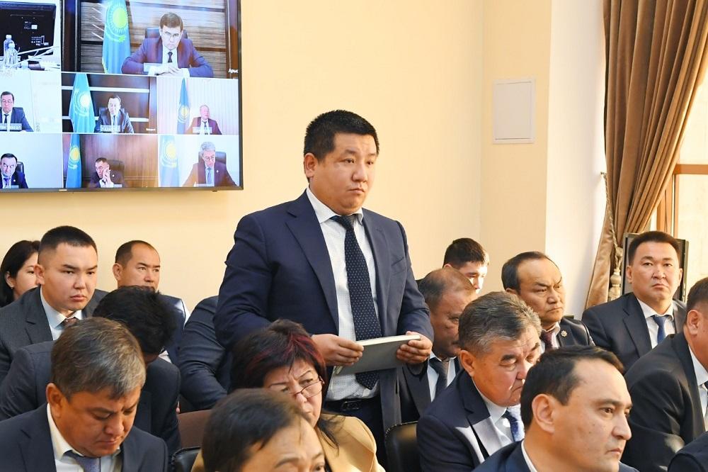 Туркестанская область – лидер по привлечению инвестиций в основной капитал АПК