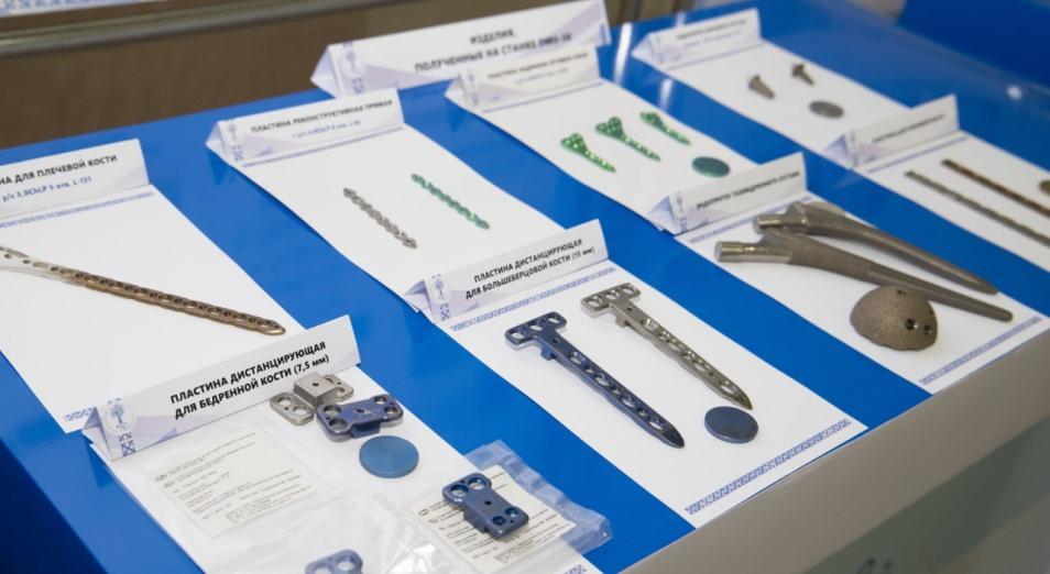 В ВКО готовятся к серийному выпуску имплантов