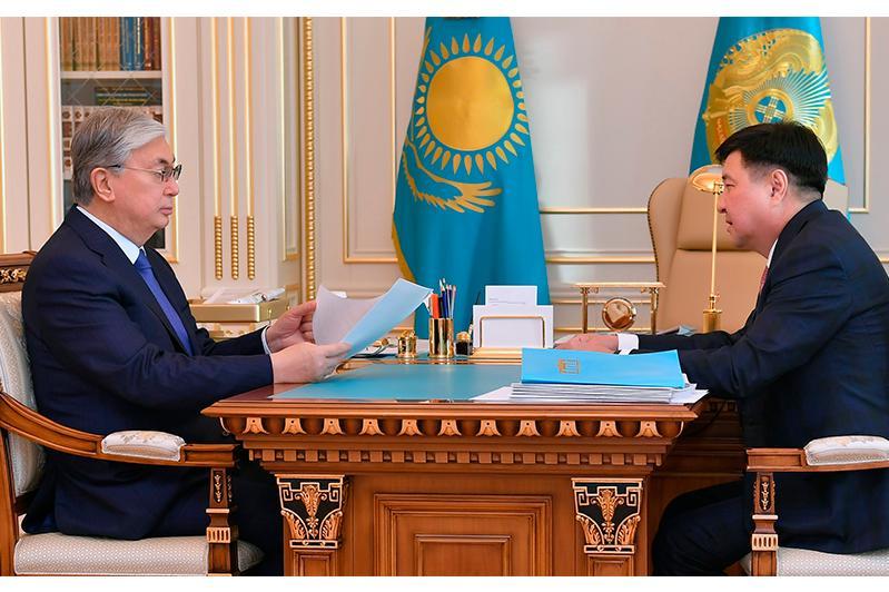 Касым-Жомарт Токаев отмечает важность внедрения административной юстиции