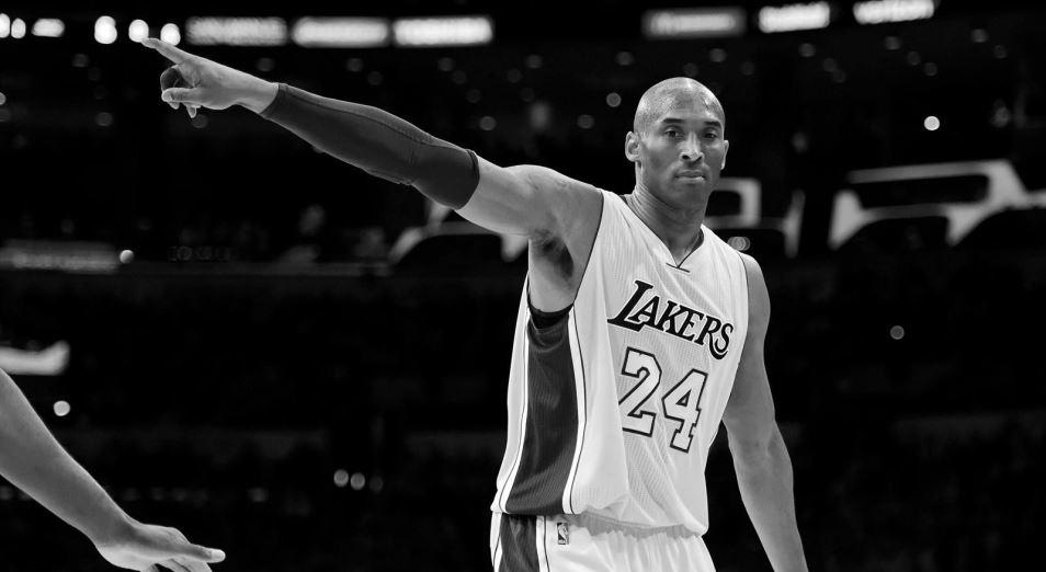 Погиб звезда НБА Коби Брайант