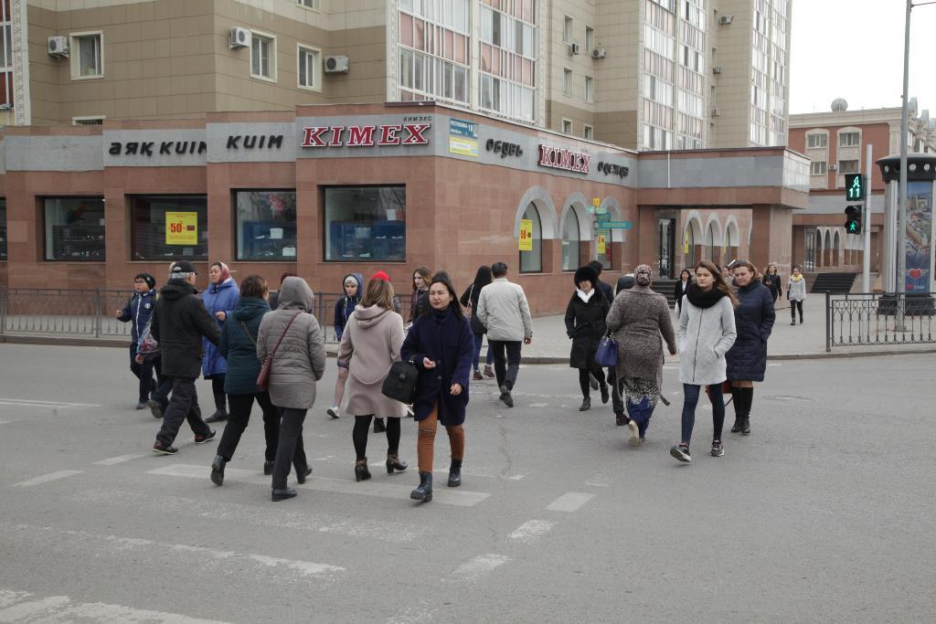 В марте 2019 г. численность населения Актюбинской области превысила численность населения Костанайской